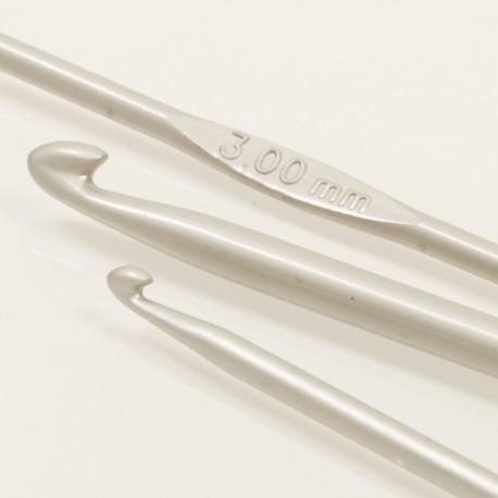 Agulha de croché 2.5 mm. DROPS Basic