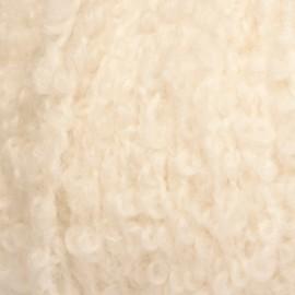 Alpaca Bouclé 0100 - blanco hueso