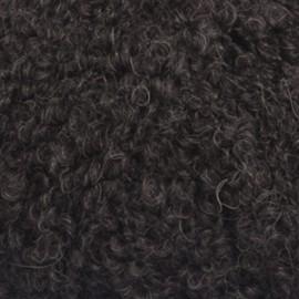 Alpaca Bouclé 0506 - gris oscuro