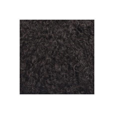 Alpaca Bouclé 0506 - cinza escuro