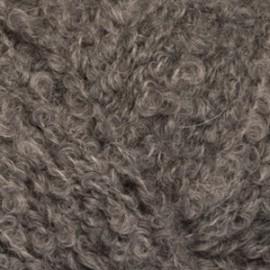 Alpaca Bouclé 0517 - cinza