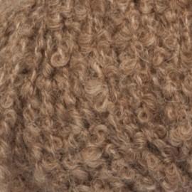 Alpaca Bouclé 0602 - castanho