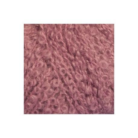 Alpaca Bouclé 3250 - rosado antiguo claro