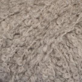 Alpaca Bouclé 5110 - gris claro