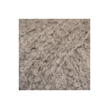 Alpaca Bouclé 5110 - cinza claro