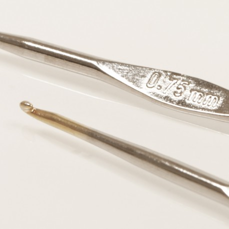 Agulha de croché 0.75 mm. DROPS Basic