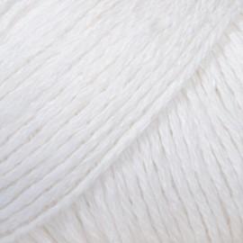 Bomull Lin 01 - blanco