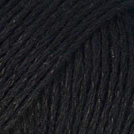 Bomull Lin 16 - negro