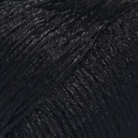 Cotton Viscose 15 - negro