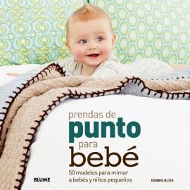 Prendas de punto para bebé (Español)