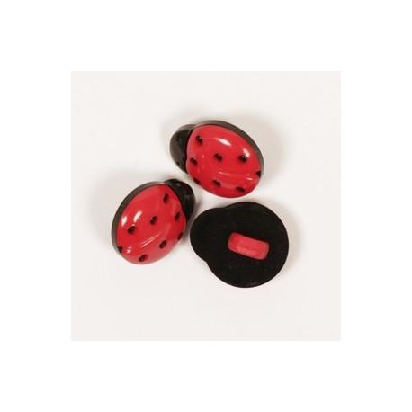 DROPS Ladybug (mariquita) 14 mm Ref. 550