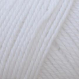 Baby Alpaca 000 - blanco