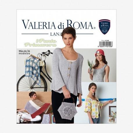 Revista iPunto Primavera, de Valeria di Roma (Español)