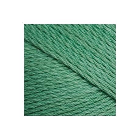 Algodón orgánico TOP 081 - verde menta