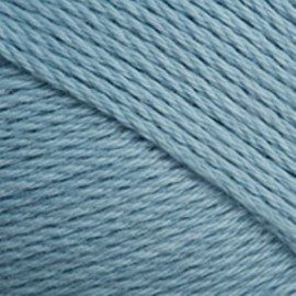 Algodón orgánico TOP 094 - azul denim claro