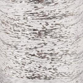 Glitter 02 - plata