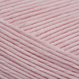 Algodón orgánico TOP 002 - rosa bebé