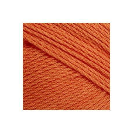 Algodón orgánico TOP 090 - naranja