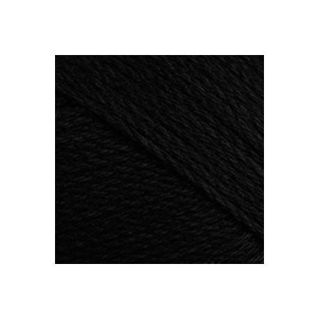 Algodón orgánico TOP 999 - negro