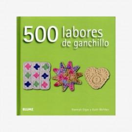 500 labores de ganchillo (Español)