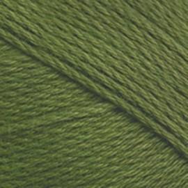 Algodón orgánico TOP 083 - verde bosque