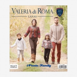 Revista iPunto Family, de Valeria di Roma (Español)