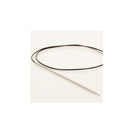 Agujas circulares fijas de 5mm/40cm DROPS PRO
