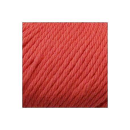 Algodón orgánico Rosetta Cotton 024 - coral