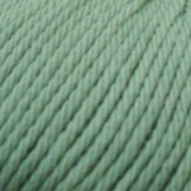 Algodón orgánico Rosetta 161 - verde mar
