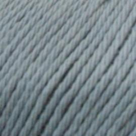 Algodón orgánico Rosetta 178 - azul cielo