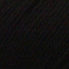 Algodón orgánico Rosetta 999 - negro