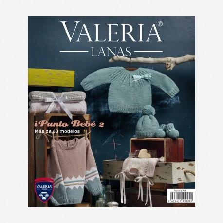 Revista iPunto Bebé 2, de Valeria Lanas (Español)