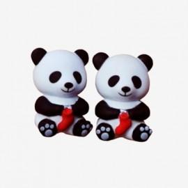 Protectores punta agujas panda grandes HiyaHiya