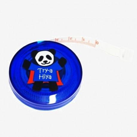 Cinta métrica HiyaHiya panda (azul o blanca)