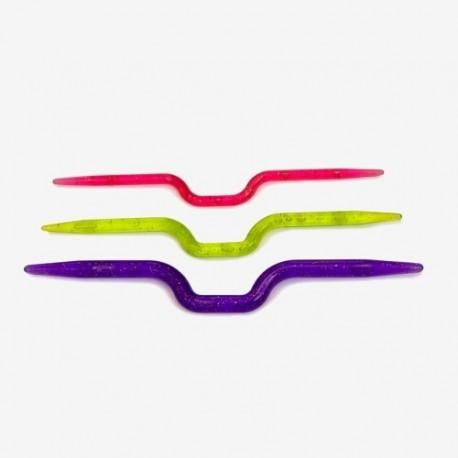 Agujas para trenzas HiyaHiya (Cable needles)
