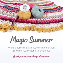 Kit Magic Summer DROPS-Along CAL