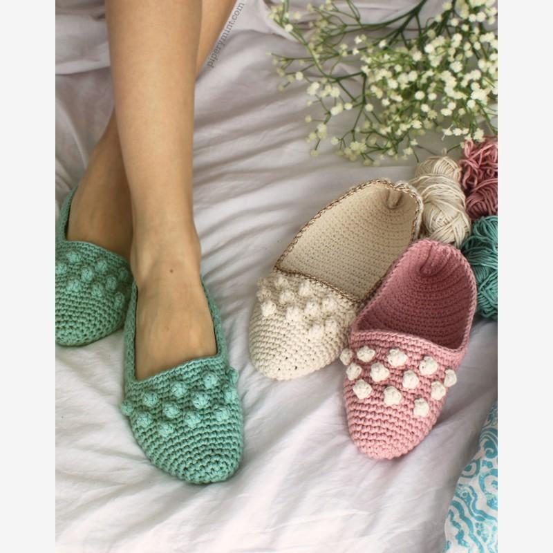 Senshoku - Kit zapatillas ¡Buenos Días! by @piperymint