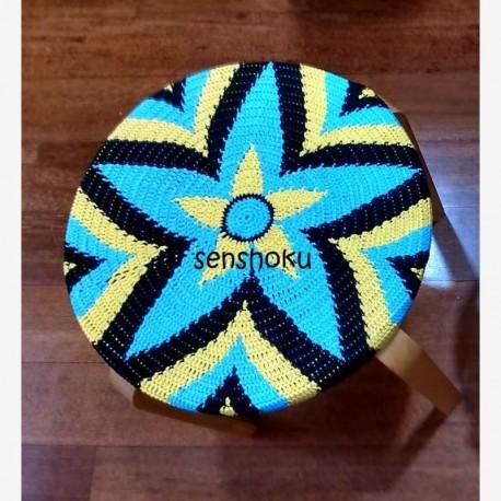 Patrón Kaleidoscope