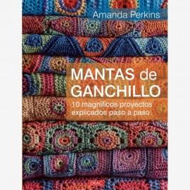 Mantas de Ganchillo (Español)