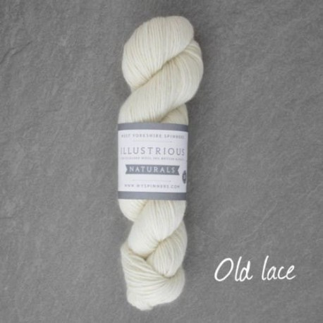 Illustrious Naturals 010 - Old lace