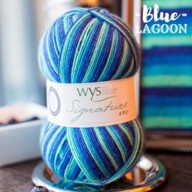 Signature 4-ply 831 - Blue Lagoon