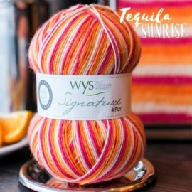 Signature 4-ply 856 - Tequila Sunrise