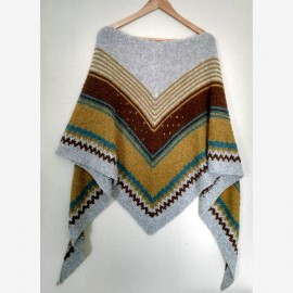 Kit Folk Shawl