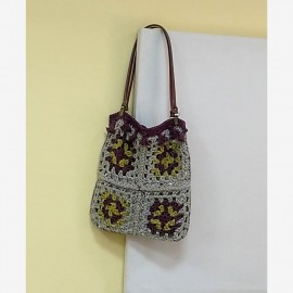 Patrón bolso Granny Bag