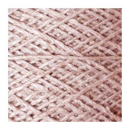 Lino Flamé 3 cabos 12 - rosa palo