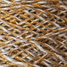 Lino Flamé 3 cabos C6 - gris-bronce-tostado