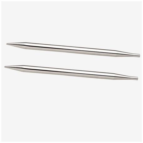Puntas cortas Knit Pro Nova 6mm