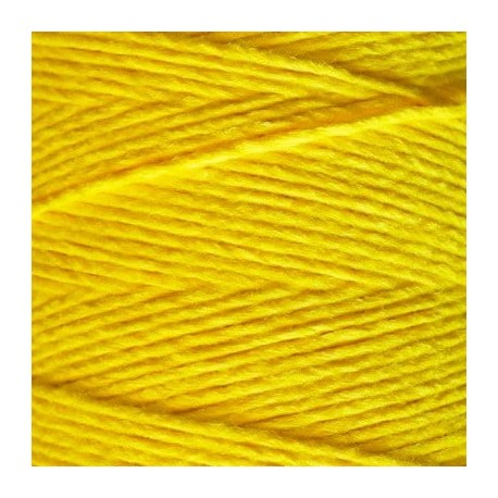 Veggie Wool (100g) 16 - amarillo neón