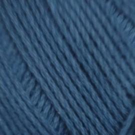 Algodón orgánico TOP 326 - azul zafiro