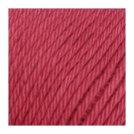 Algodón orgánico Rosetta Cotton 257 - rojo acebo